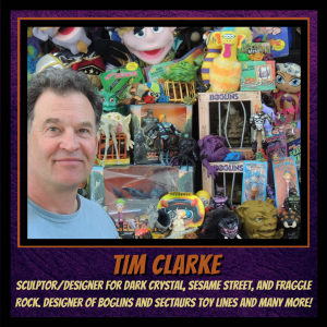 Tim Clarke - October 2021
