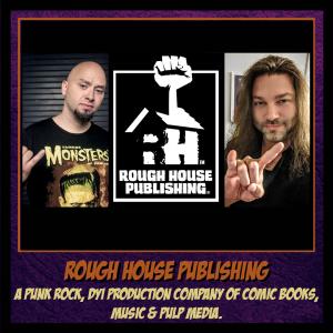 Rough House Publishing - October 2021